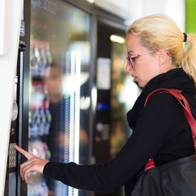Lead Generation Vending Machine