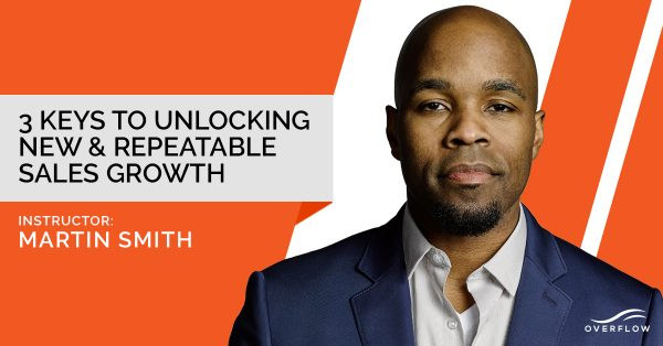 3 Keys to Repeatable Growth Masterclass